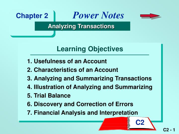 chapter 1 summary and learning objective Chapter 5 learning objective checklist be sure to review the margin notes and boxed comments for major concepts also read the chapter summary.