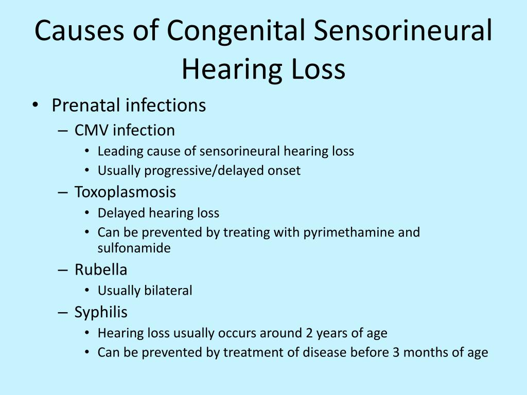 PPT - Hearing Loss PowerPoint Presentation - ID:2917465