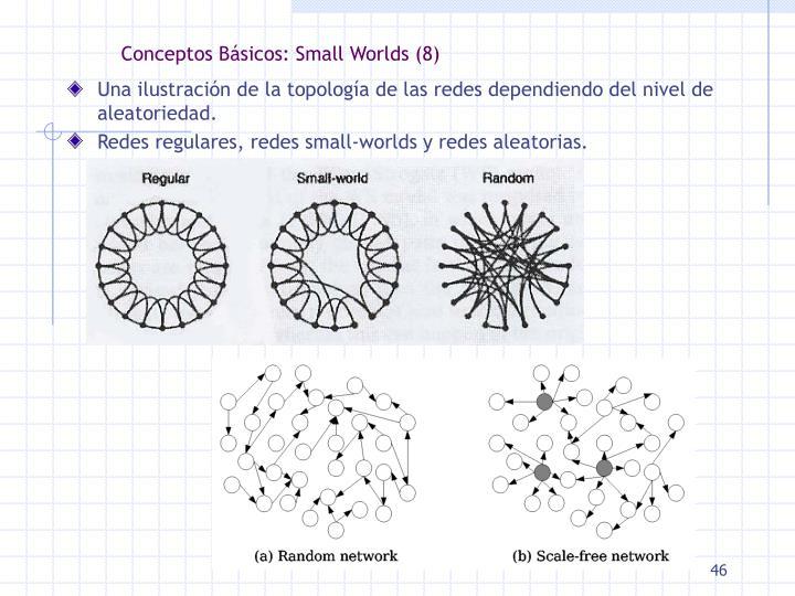 Conceptos Básicos: Small Worlds (8)