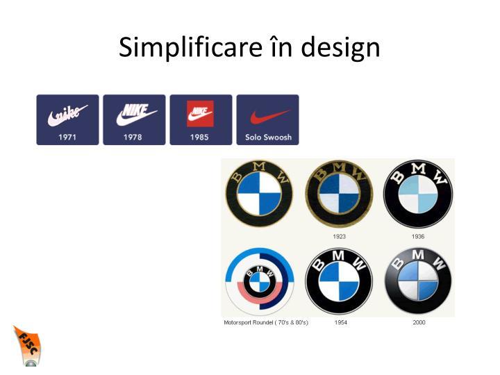 Simplificare