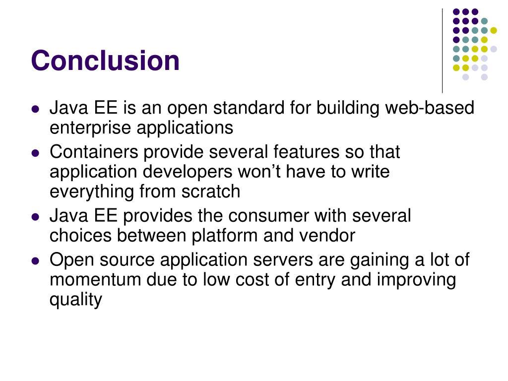 PPT - Java Enterprise Edition (Java EE) Application Servers