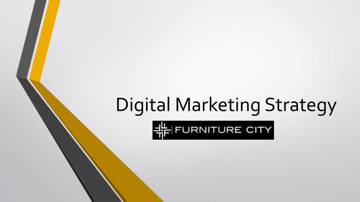 digital marketing strategy n.
