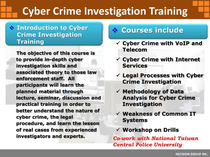 computer crime investigations essay Related documents computer crime journal essay available addresses mac address - media access control address is a uniquely identifying serial crime investigation has very significant role of police system in any country there had been an enormous increase in the crime in recent years.
