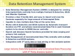 large volume data manipulation and centralized data processing with 3 rd party analysis system