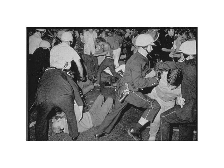 Chicago Democratic Convention, 1968