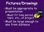 pictures drawings