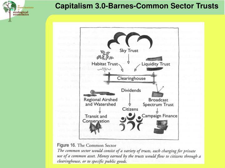 Capitalism 3.0-Barnes-Common Sector Trusts