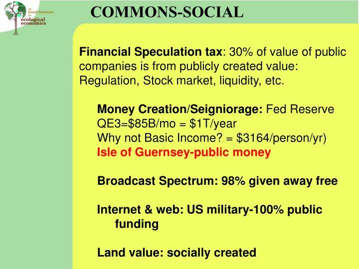 COMMONS-SOCIAL