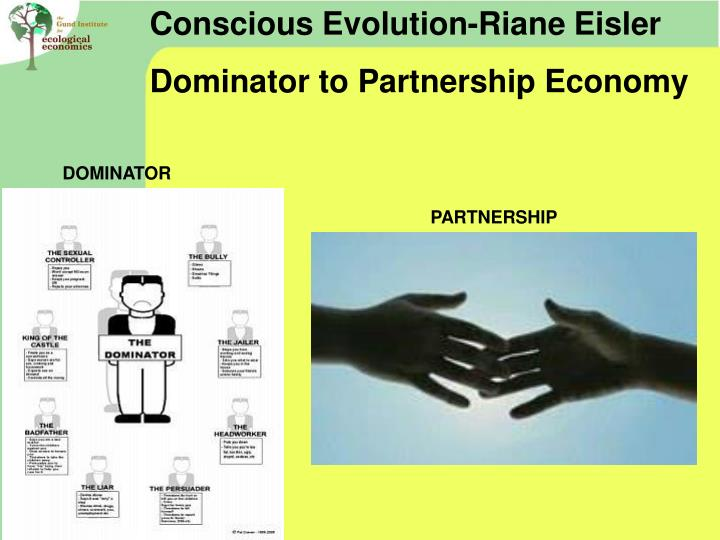 Conscious Evolution-Riane Eisler