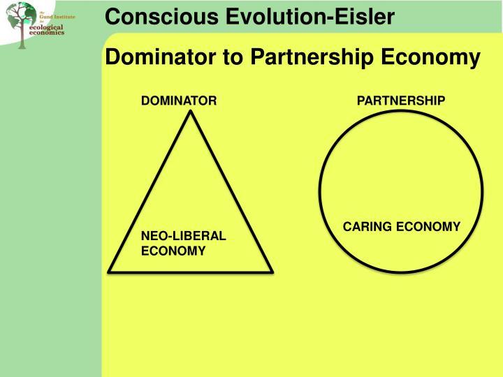 Conscious Evolution-Eisler