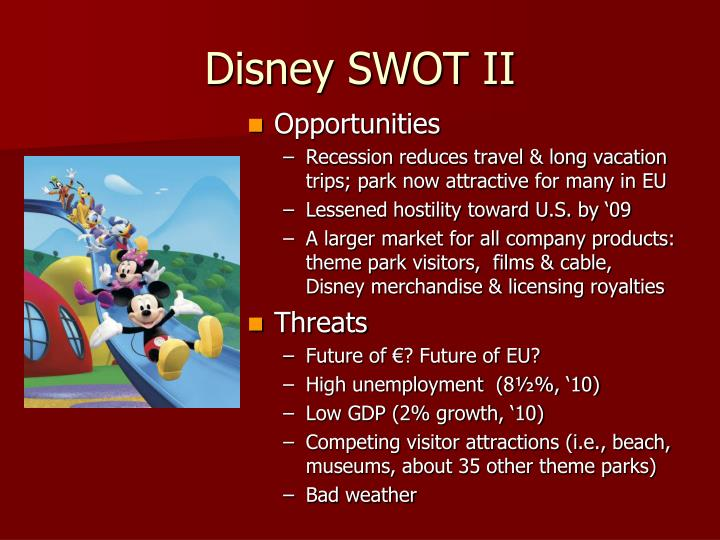 bad decisions at euro disney Cartoons come alive participation of visitors parks are  guests find euro disney employees rude' visitors claim euro disney is a fairy tale come true'  – a free powerpoint ppt presentation (displayed as a flash slide show) on powershowcom - id: 47418-ngrhm.