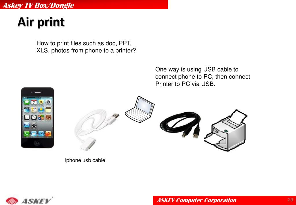 PPT - Askey TV Box/Dongle PowerPoint Presentation - ID:2920092