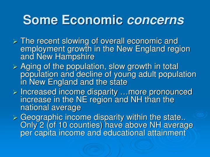 Some Economic