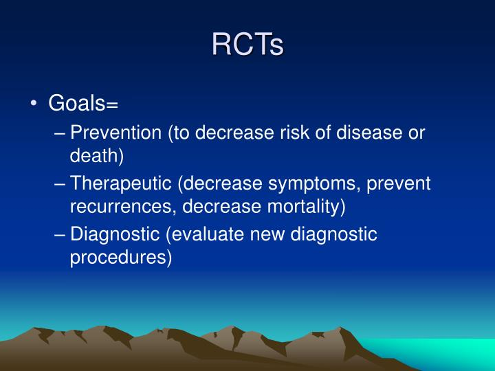 RCTs