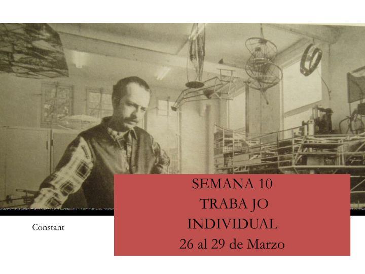 SEMANA 10