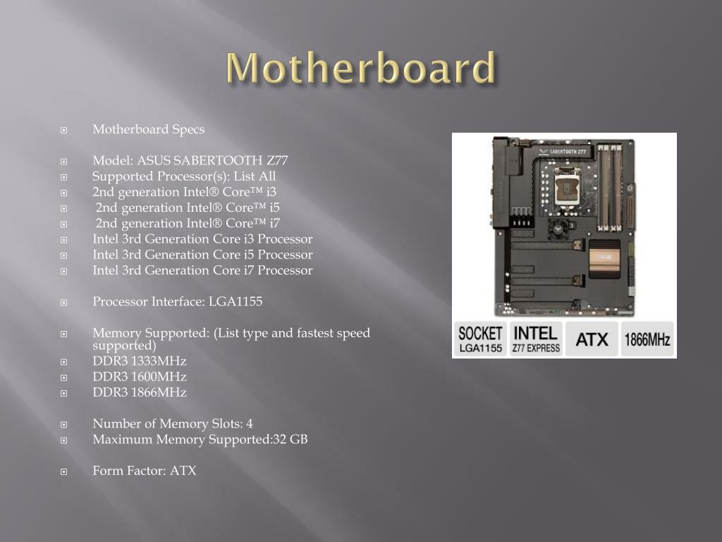 PPT - Computer Design PowerPoint Presentation - ID:2922341