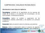 subproceso vigilancia tecnol gica3