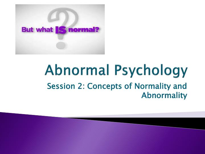 abnormal psychology essays Abnormal psychology: the field of abnormal psychology is a scientific discipline that focuses on examining the causes of mental dysfunction or abnormal behavior some of the major areas of study in this field include emotional disturbance, psychopathology, mental illness, and maladjustment.