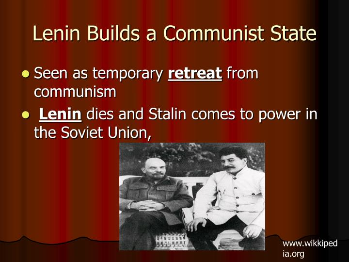 the communists come to power in The communists did not come to power without a long and bitter struggle against the many foes that came across their path between the time of their creation, in 1921, and their eventual success in 1949.