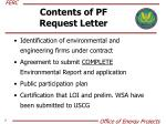 contents of pf request letter2