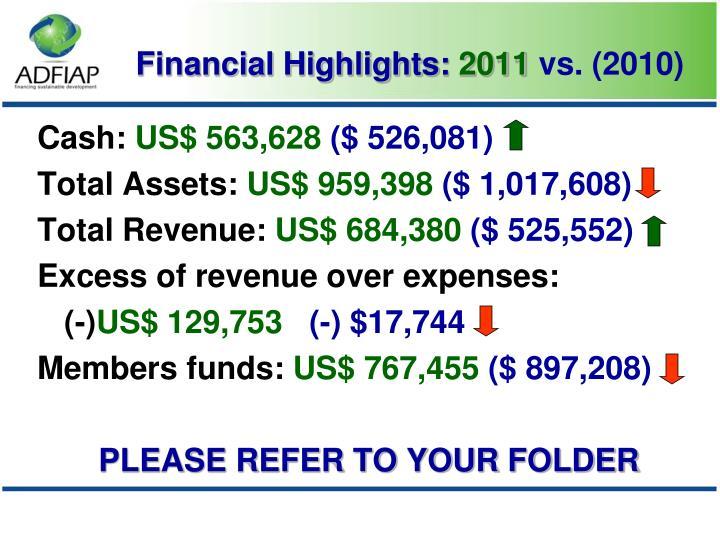 Cash: