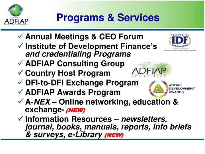 Annual Meetings & CEO Forum