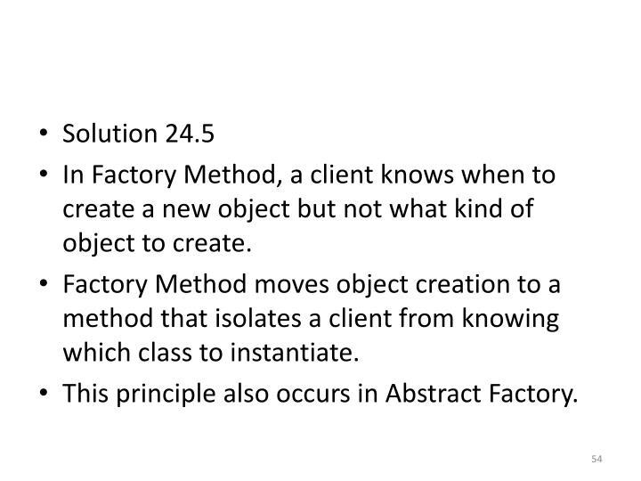 Solution 24.5