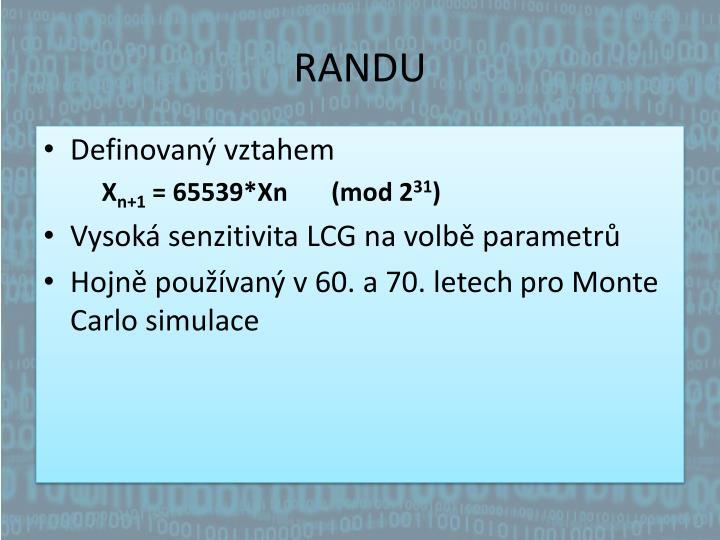 RANDU