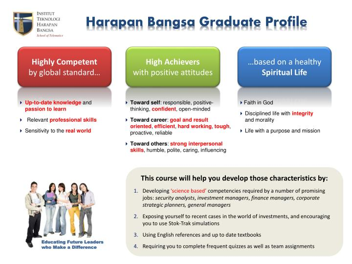 Harapan bangsa graduate profile1