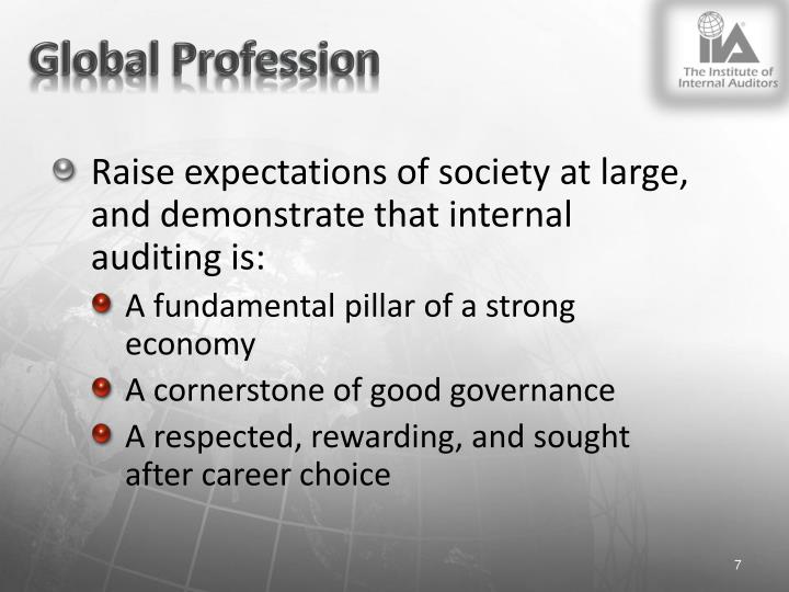 Global Profession