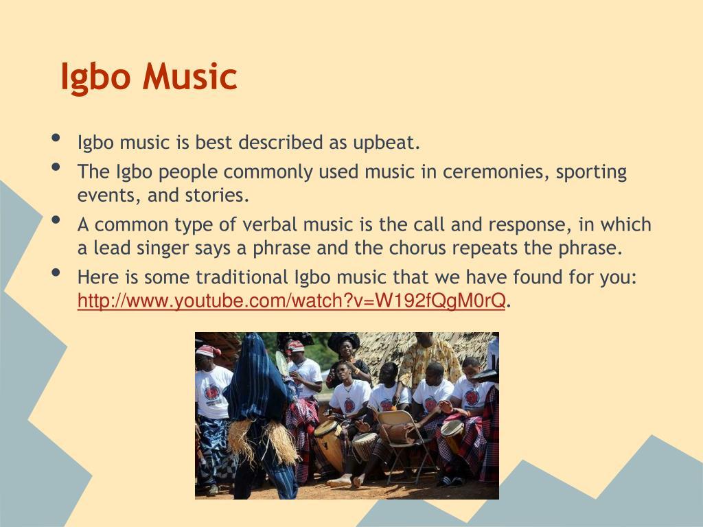 PPT - Nigerian Art PowerPoint Presentation - ID:2925012