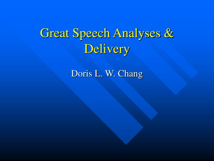 speech analysis freedom or death Speech analysis essay (example) to listen to the speech analyzed in this essay and read the official transcript, visit elie wiesel buchenwald's speech at american rhetoric.