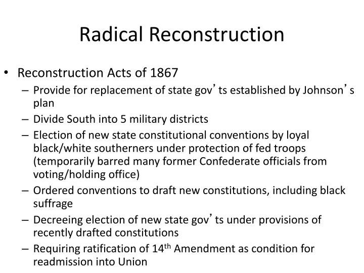 Ppt Radical Reconstruction Powerpoint Presentation Id2926783