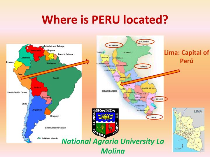 PPT STUDENTS TAKING ACTION Expanding Knowledge PowerPoint - Where is peru