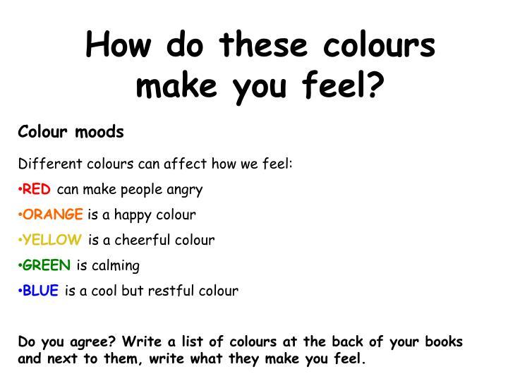 10.4 Colour!
