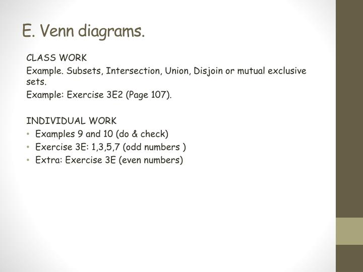 Ppt Chapter 3 Sets And Venn Diagrams Powerpoint Presentation
