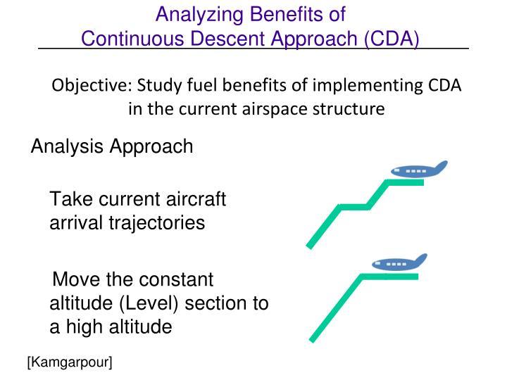 Analyzing Benefits of