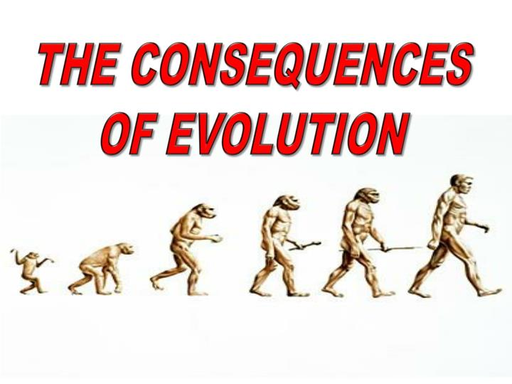 the consequences of evolution n.
