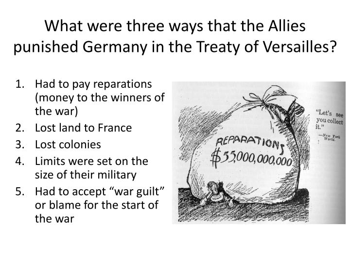 were the treaties of versailles fair Was the treaty of versailles fair i personally think that the treaty of versailles was fair to a certain extend there were many points that were very unfair on germany and many of them.