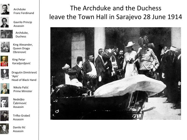 The Archduke and the Duchess