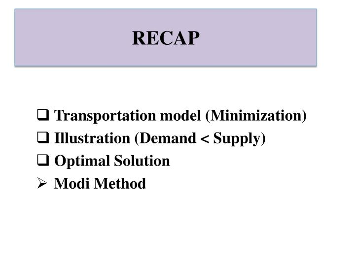 thesis on transportation model Transportation of freight is another area of air transport most common is the express and freight and mail carriers most of this material is carried by local passenger/cargo carriers.