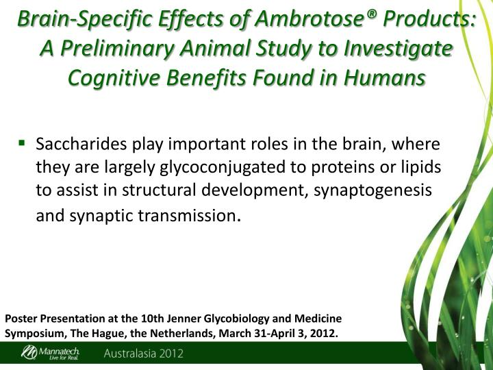 Brain-Specific Effects of