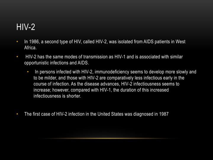Hiv-2