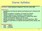 course syllabus2
