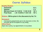 course syllabus5