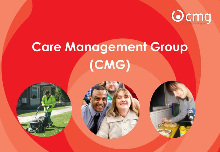 care management group cmg