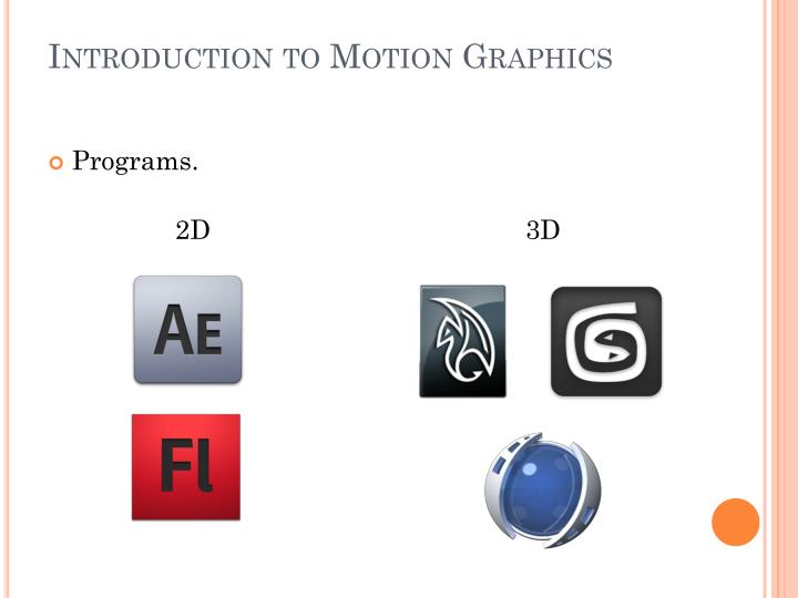 introduction to motion graphics media essay Now all that is left for romeo to complete a quality introduction is to identify the argument and direction of his essay, otherwise known as the thesis remember, it's crucial that your thesis be.