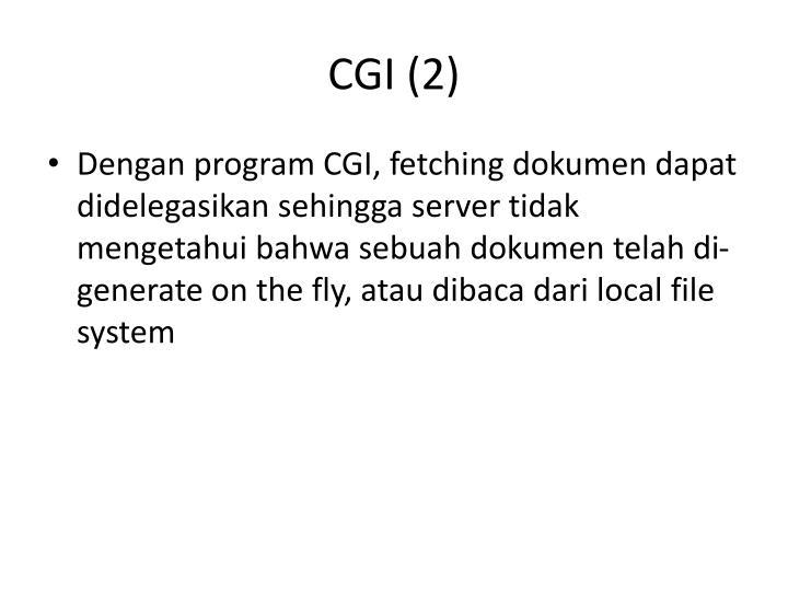 CGI (2)