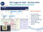 gs1 logger for staff the back office http stafflogger gs1hu org home2