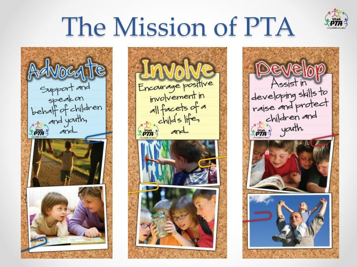 The mission of pta